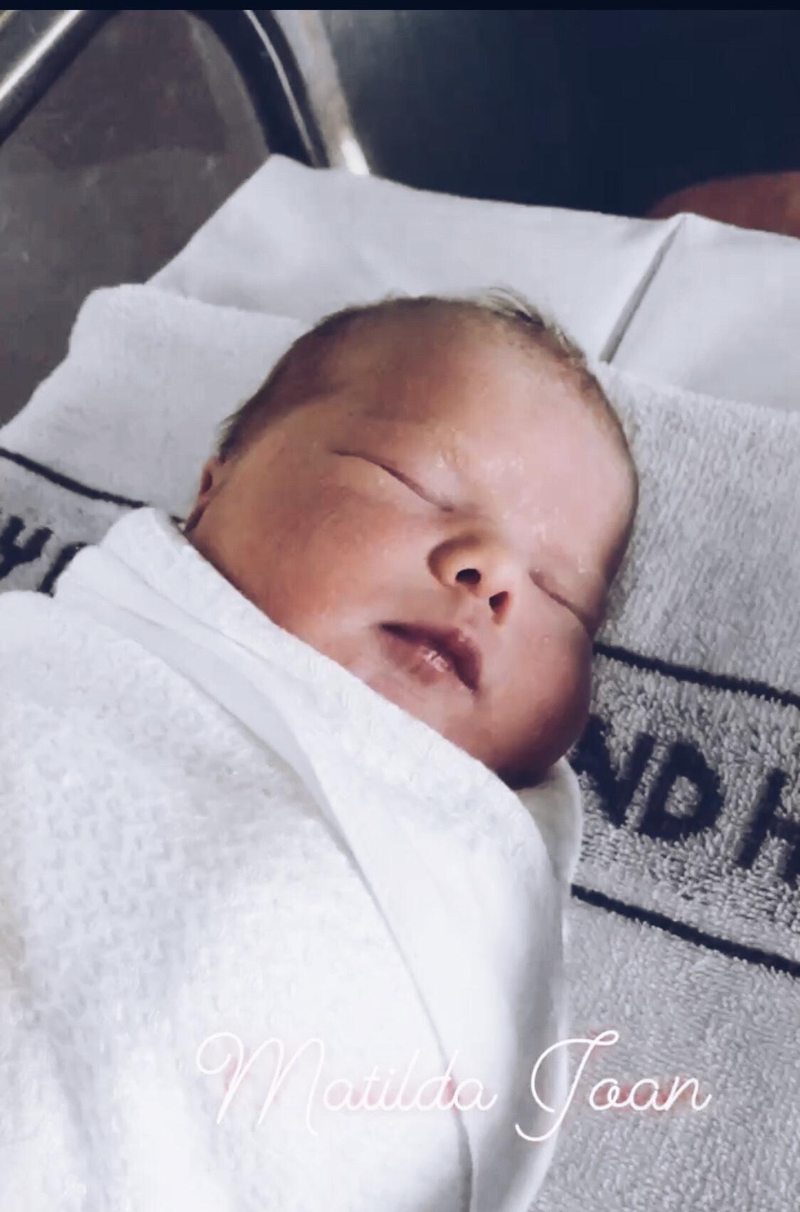 Matilda Joan: My Second Natural ChildbirthStory